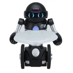 MiP has an inquisitive and responsive personality communicated through motion, sounds, and RGB LED eyes. With his unique dual wheel balancing, MiP is able to navig Mens Toys Gadgets, Cool Gadgets, Robots For Kids, Toys For Boys, Kids Toys, Balancing Robot, Computer Gadgets, Rc Robot, Unlocked Phones