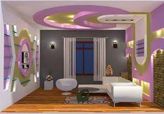 Drawing Room Ceiling Design, Bedroom False Ceiling Design, Bedroom Ceiling, False Ceiling Living Room, Ceiling Design Living Room, Ceiling Chandelier, Ceiling Decor, Front Wall Design, Tv Wall Decor