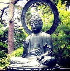 Buddah in San Fran