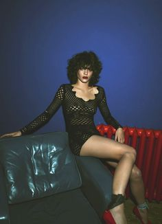 mes nuits sont plus belles que vos jours: steffy argelich and irina shayk by mert and marcus for vogue paris march 2016 | visual optimism; fashion editorials, shows, campaigns & more!