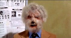 """Dean Jones puts on the dog in Walt Disney's family classic,  """"The Shaggy D.A."""""""
