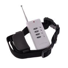 Collar eléctrico de adiestramiento Dog Control.  Especialmente efectivo en perros pequeños, ya que pueden notar la vibración del collar de forma más eficaz.