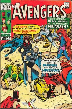 Lot Detail - The Avengers Marvel Comics (Featuring John Buscema, Sal Buscema, and Tom Palmer Cover/Art; The Avengers, Avengers Comics, Marvel Comic Books, Comic Book Characters, Comic Books Art, Avengers Universe, Wolverine Avengers, Female Avengers, Superhero Characters