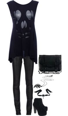 """""""untitled"""" by the-rippers-daughter ❤ liked on Polyvore"""