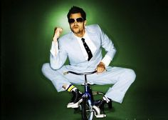 The one and only Johnny Knoxville