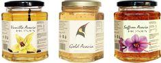 Story - Wild Honey Wild Honey, Raw Honey, Eating Raw, Beekeeping, Vanilla, Drinks, Bottle, Health, Food
