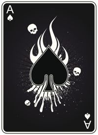 playing card design drawing best of 10 cool ace of spades tattoo designs with meanings of playing card design drawing Playing Card Tattoos, Playing Cards Art, Ace Of Spades Tattoo, Poker Tattoo, Spade Tattoo, Celtic Dragon Tattoos, Ace Card, Joker Card, Tattoo Flash Art