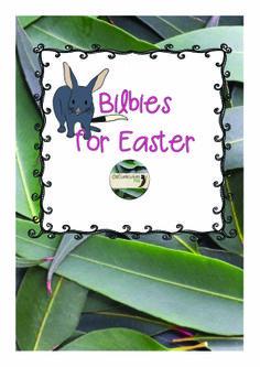 Bilbies for Easter in Australia