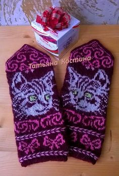 Cross Stitch Patterns, Knitting Patterns, Knit Mittens, Double Knitting, Embroidery, Hats, Color, Gloves, Fingerless Gloves