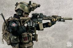 Fundraising Raffle: Support MARSOC and Win a Badass Rifle - GAT ...