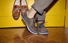 Buttero Canvas Boat Shoes SS13   Cult Edge