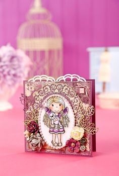 BONUS princess-inspired design from Paper Nest Dolls