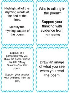 1000 images about 4th grade poetry on pinterest poetry poetry unit and poem. Black Bedroom Furniture Sets. Home Design Ideas