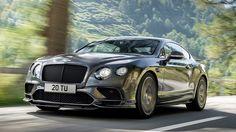 Bentley'in geliştirme sürecini tamamladığı ve merakla beklenen modeli Continental GT Supersports, Bentley'in ürettiği en güçlü model olarak karşımıza çıktı.    Eylül ayının başında Flying Spur W12 S modelini tanıtan firma, bugün Continental ailesinin merakla beklenen modeli GT Supersports'u sundu.Continental GT Supersports'un teknik verilerine baktığımızda, bir önceki nesilden 79 beygir ve 210 Nm tork daha fazla güç üreten motor yer verilmiş.6.0 litrehacimli12silindirli motor700…