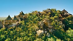 Wouldnt mind owning one of these..lUlusaba Private Game Reserve  Sabi Sand Reserve, South Africa