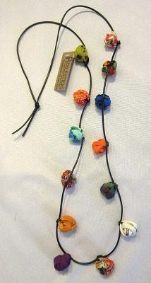 Ficklesticks - Gumball Necklace
