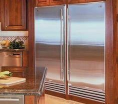 Refridgerator for plantation home