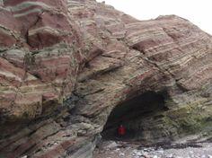 cave, doniford, west somerset (pward 2013)