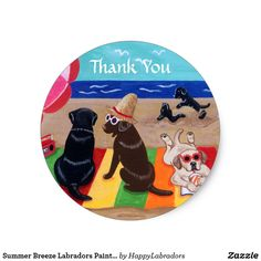 Shop Summer Breeze Labradors Artwork Poster created by HappyLabradors. Personalize it with photos & text or purchase as is! Dog Lover Gifts, Dog Lovers, Artwork Prints, Canvas Prints, Painting Canvas, Black Labrador, Golden Labrador, Dog Beach, Labrador Retriever Dog
