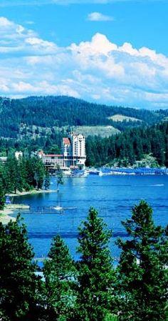 Coeur d'Alene, Idaho • photo: Quicksilver Studios / Idaho Stock Images on Photoshelter