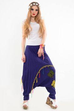 Otantik Nilay Şalvar Modelleri - Bayan Giyim