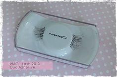 30b2e5ae305 MAC Lash 20 & Duo Adhesive - review by Beauty Best Friend Mac Lashes, False