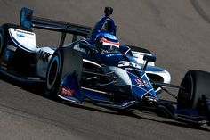 【インディカー】 佐藤琢磨、2018年最初のテストセッションで最速タイム  [F1 / Formula 1]