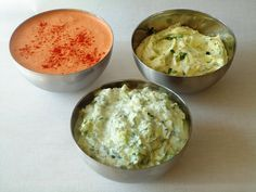Delicious dips for bread Tapenade, Chutney, Pesto Dip, Great Recipes, Favorite Recipes, Sauces, Herb Butter, Happy Foods, Gourmet