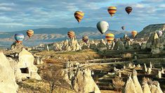 Balloon ride consortium under scrutiny in Cappadocia; Sea Peoples, Balloon Company, Egypt News, Living In Mexico, Underground Cities, Air Balloon Rides, Barcelona Travel, World's Fair, Filming Locations