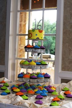 Cupcakes. Fun and different than a cake