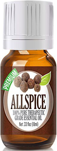 Allspice 100 Pure Best Therapeutic Grade Essential Oil  10ml >>> Learn more by visiting the image link.
