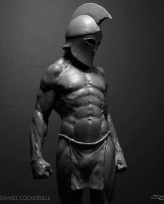 Warrior - Champion in Training — Daniel Cockersell Commercial Sculptor and Designer Anatomy Poses, Anatomy Art, Anatomy Reference, Pose Reference, Academic Drawing, Anatomy Sculpture, Ancient Greek Sculpture, Body Study, Figure Poses