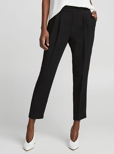 Darted high-rise pant | Contemporaine | Shop Women's Work Pants| Simons