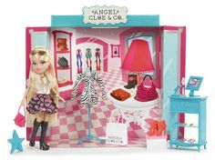 Bratz Boutique Angel Cloe and Co. Doll Set Review-Giveaway!