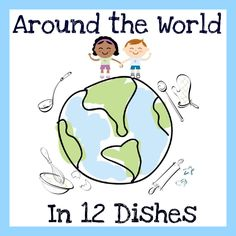 """Check our our monthly series """"Around the World in 12 Dishes"""".  Where we travel around the world with other bloggers, learning, cooking and crafting our way through 12 countries.  This month-SWEDEN!  If you would love to share your Swedish craft/recipe please feel free to join in our linky party!"""