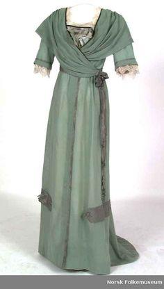 Dress    1910s    Norsk Folkemuseum