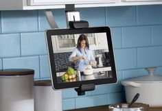 7 iPad Accessories for Your Messy Kitchen