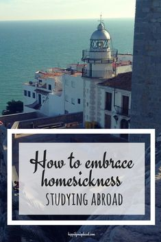 Being homesick while studying abroad is something we all experience, but what if I tell you you can grow stronger from your homesickness if you embrace it and welcome it in your life? Here is a couple of ways to deal with it and take advantage of it.