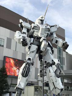 The Life-Sized Unicorn Gundam Statue: Work In Progress (Update 23th August 2017) No.14 NEW Images, credits http://www.gunjap.net/site/?p=324787