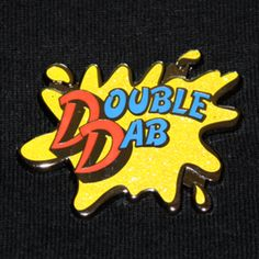 80s and 90s Dabbers stand up! Here's a blast from the past with a dab clothing twist. #Hatpin