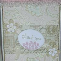 Thank You Old World from Callie's Cards and Crafts