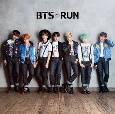 BTS RUN ERA Cr:trr