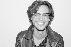Matthew Gray Gubler. He is talented, witty, and so nerdy. My celebrity crush.
