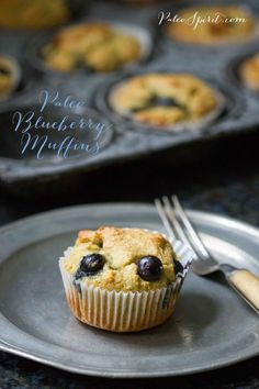Blueberry muffin recipe. (I've made it with strawberries and pecans—delicious)