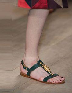 ELLE picks: The flat shoe | ELLE UK ~ Valentino
