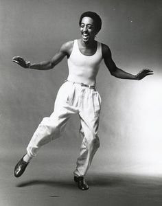 Joy...what he brought to many. Gregory Hines