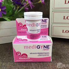 Medigyne 法國天然益生菌  (婦科外用) 只要有點異味不舒服,或是覺得有輕微感染,睡前使用,持續三天就能有非常明顯的改善!