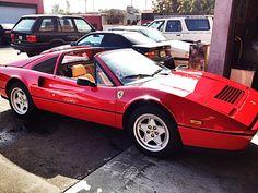 Ferrari Ferrari 328, Ac Cobra, Manual Transmission, Amazing Cars, Exotic Cars, Dream Cars, Nissan, Euro, Classic Cars