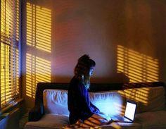 this isn't happiness™ (Night light, Abi Rice), Peteski