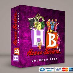 Hanna Barbera Volumen Tres · Los Herculoides · Los Robots Chiflados · La Hormiga Atómica · Los Peligros de Penelope  · Colección exclusiva de RetroReto · Visita nuestra RetroTienda · DVD · Blu Ray · Pedidos: 0414.4027582  → http://www.RetroReto.com/